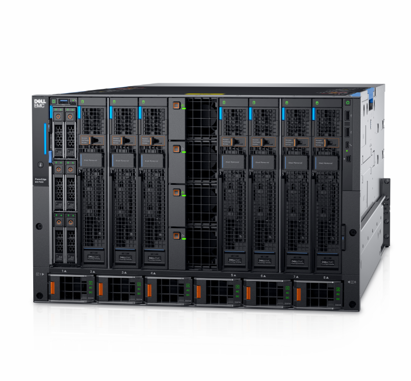 Dell PowerEdge MX7000 Modular CTO Enclosure Chassis