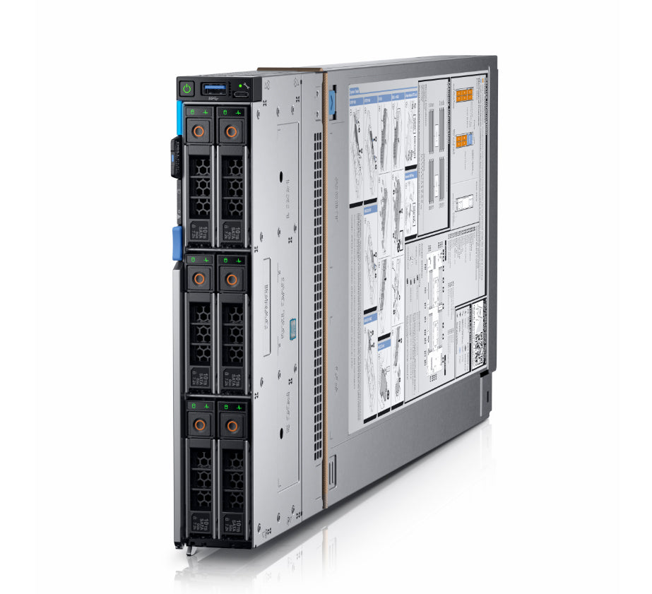 Dell PowerEdge MX740c CTO Compute Sled