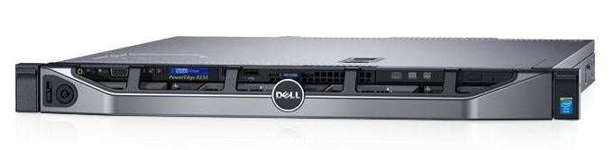 Dell PowerEdge R230 CTO Rack Server
