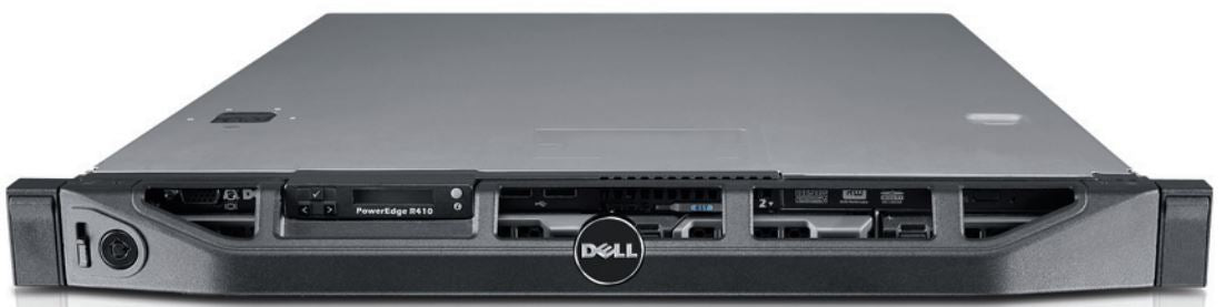 Dell PowerEdge R410 CTO Rack Server