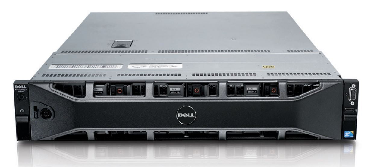 Dell PowerEdge R510 CTO Rack Server