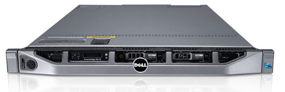 Dell PowerEdge R610 CTO Rack Server