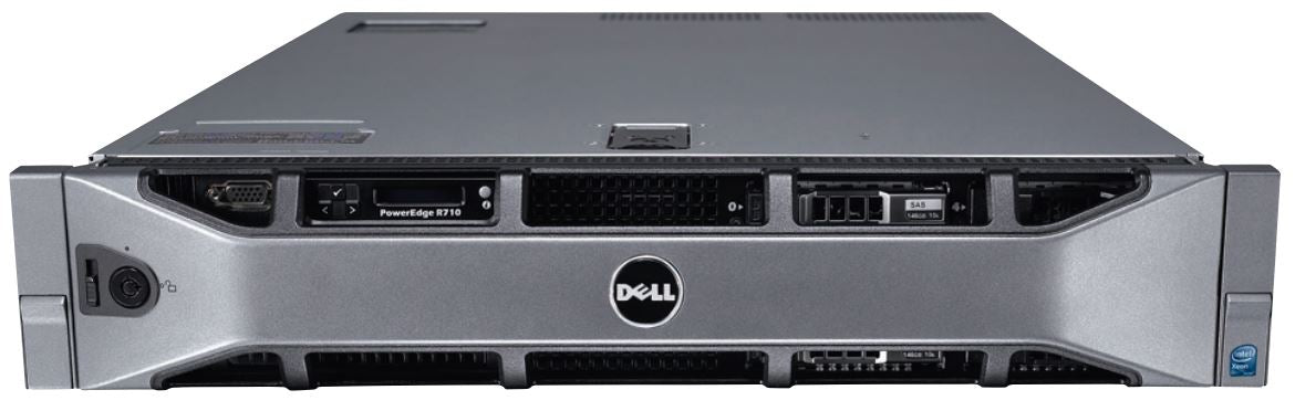 Dell PowerEdge R710 CTO Rack Server