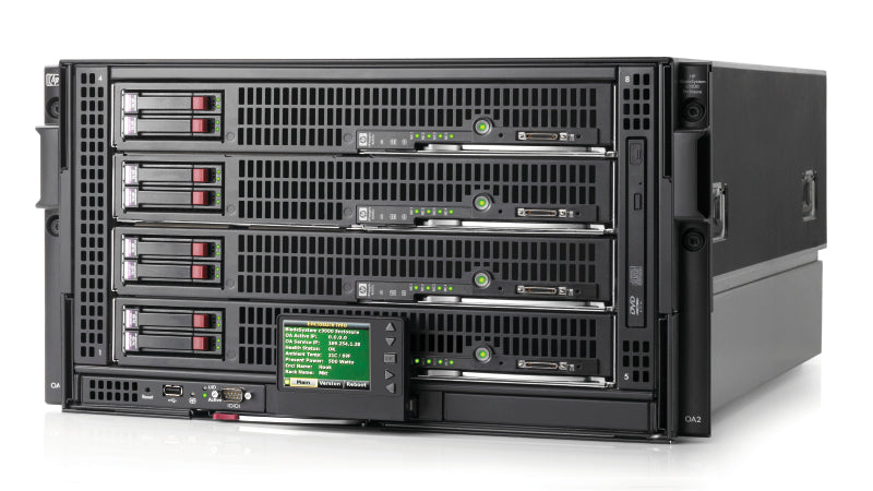 HPE BLc3000 CTO Blade Enclosure - Rack
