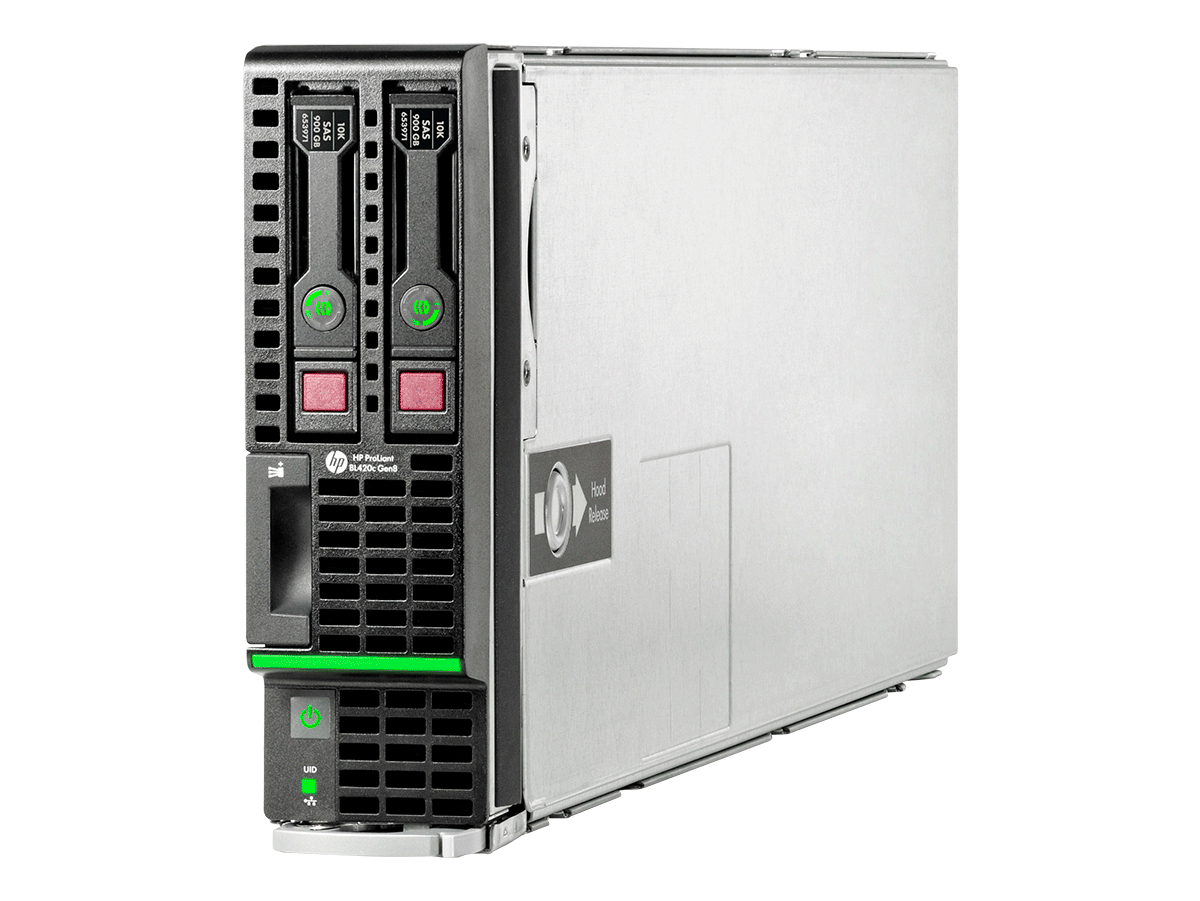 HPE ProLiant BL420c Gen8 CTO Server Blade