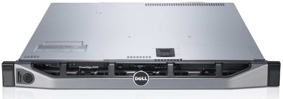 Dell PowerEdge R320 CTO Rack Server