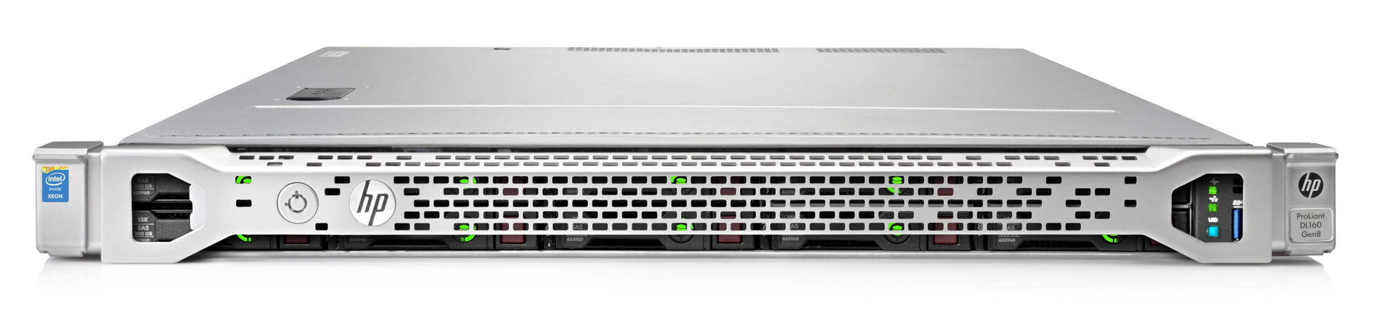 Refurbished HPE ProLiant DL160 Gen8 Configure to Order Server