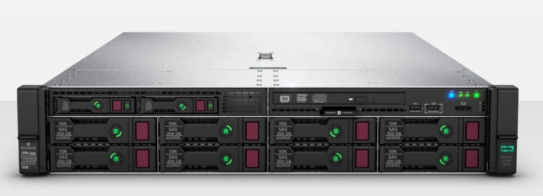 P19717-B21 - HPE ProLiant DL380 Gen10 8LFF NC Server Chassis