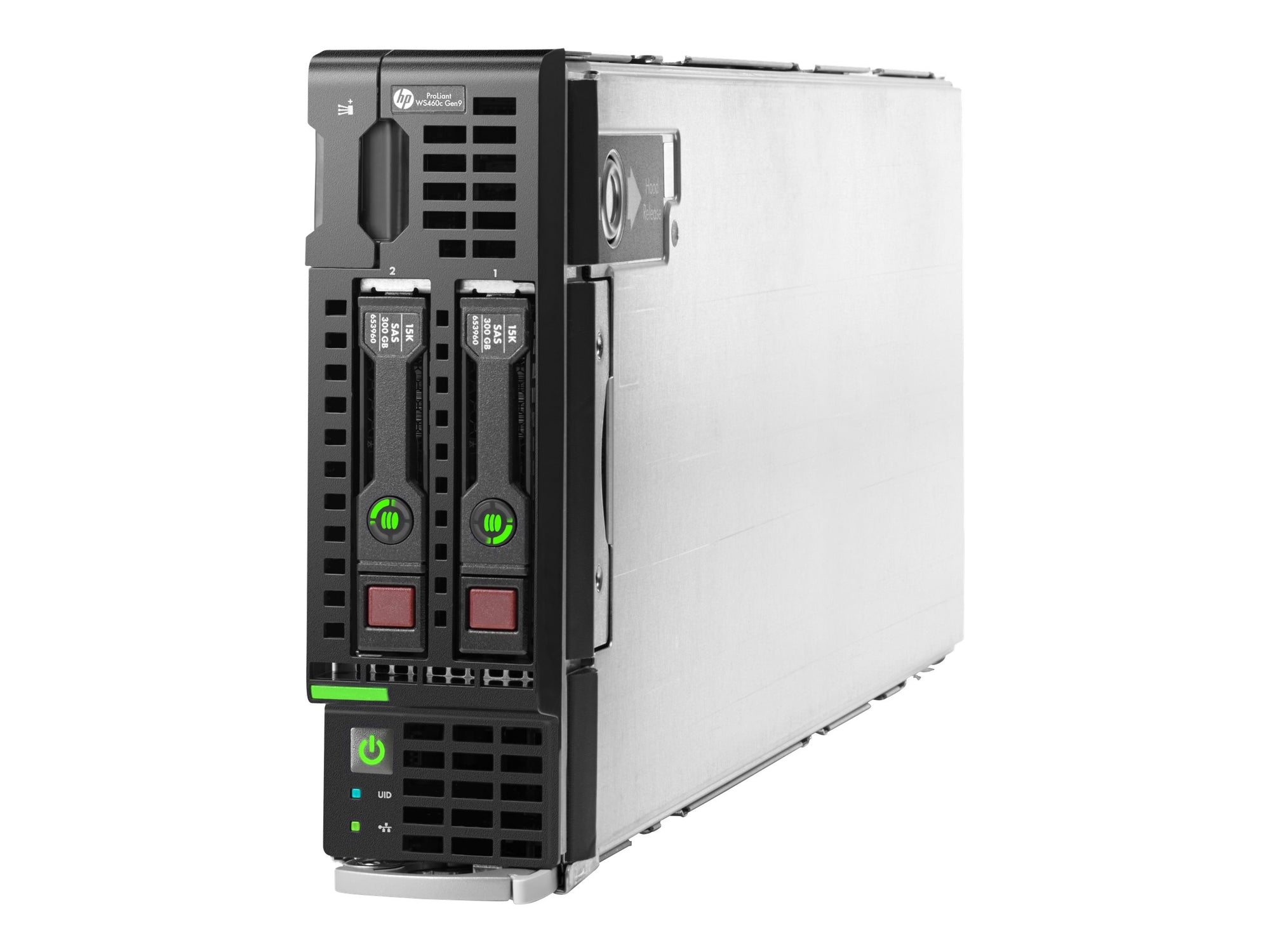HPE ProLiant WS460c Gen9 CTO Graphics Server Blade