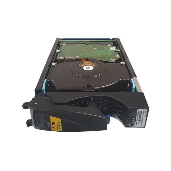 "EMC 2TB 7.2K NL-SAS 3.5"" Disk Drive for VNX5100 and VNX5300 (V3-VS07-020)"