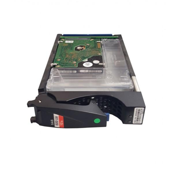 "EMC 600GB 10K SAS 3.5"" Disk Drive for VNX5200, VNX5400, VNX5600, VNX5800, VNX7600 and VNX8000 (15-Disk DAE) (V4-VS10-600)"