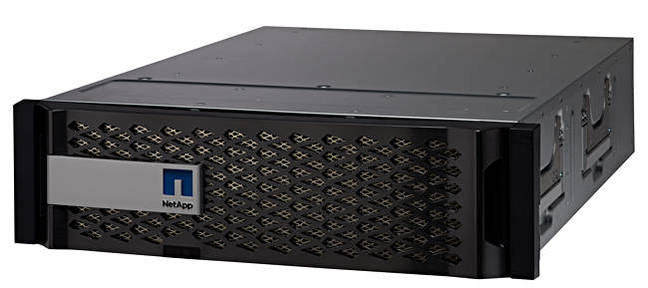 NetApp FAS8020 Filer Head Single Controller
