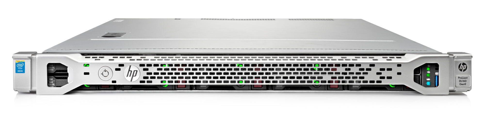 Refurbished HPE ProLiant DL160 Gen9 Configure to Order Server