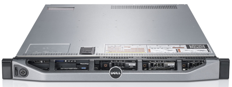 Dell PowerEdge R620 CTO Rack Server