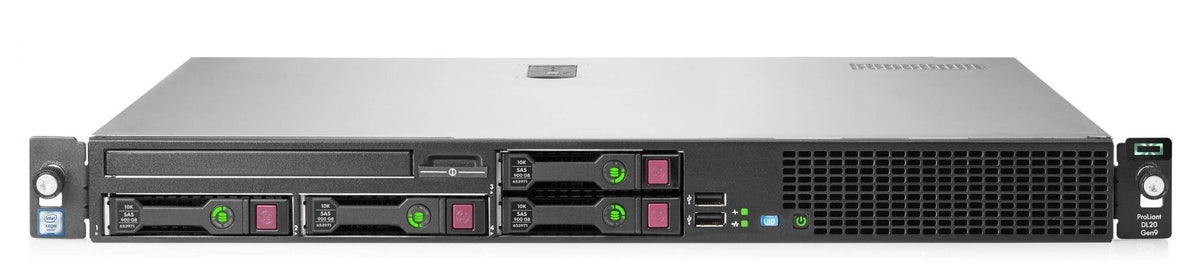 819786-B21 - HPE ProLiant DL20 Gen9 4SFF Server Chassis