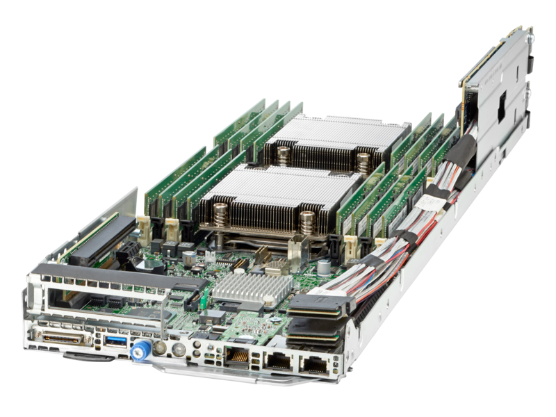 867056-B21 - HPE ProLiant XL190r Gen10 2U Node Server Chassis