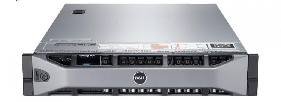 "PER720-8x3.5 - Dell PowerEdge R720 Rack Server Chassis (8x3.5"")"