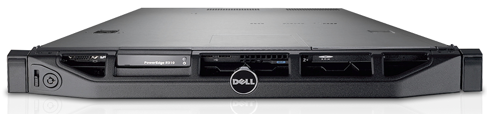 Dell PowerEdge R310 CTO Rack Server