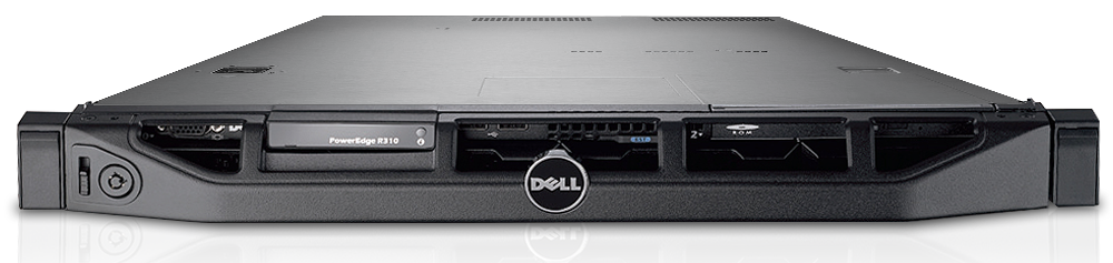 "PER310-4x3.5 - Dell PowerEdge R310 Rack Server Chassis (4x3.5"")"