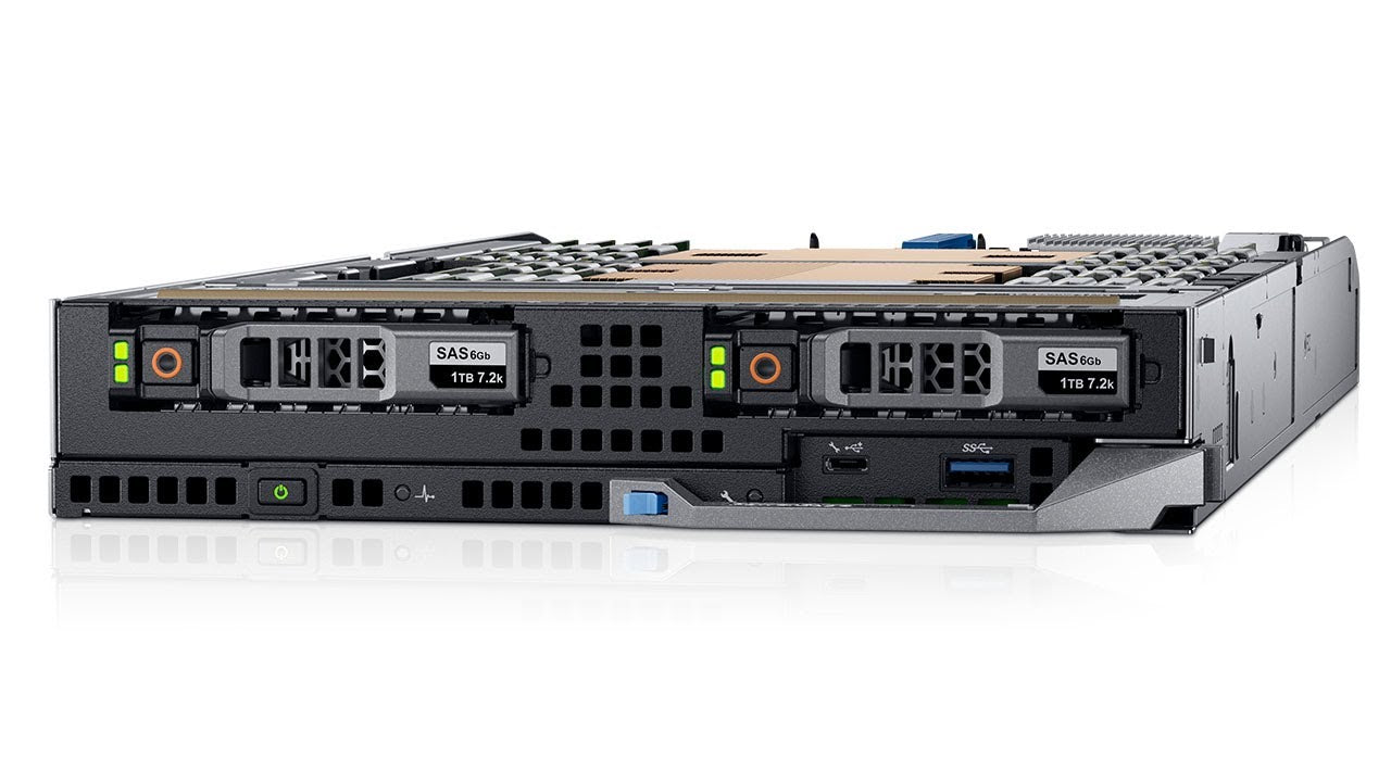 Dell PowerEdge FC640 CTO Blade Server