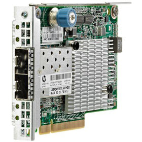 629142-B21 - HPE FlexFabric 10Gb 2-port 554FLR-SFP+ Adapter