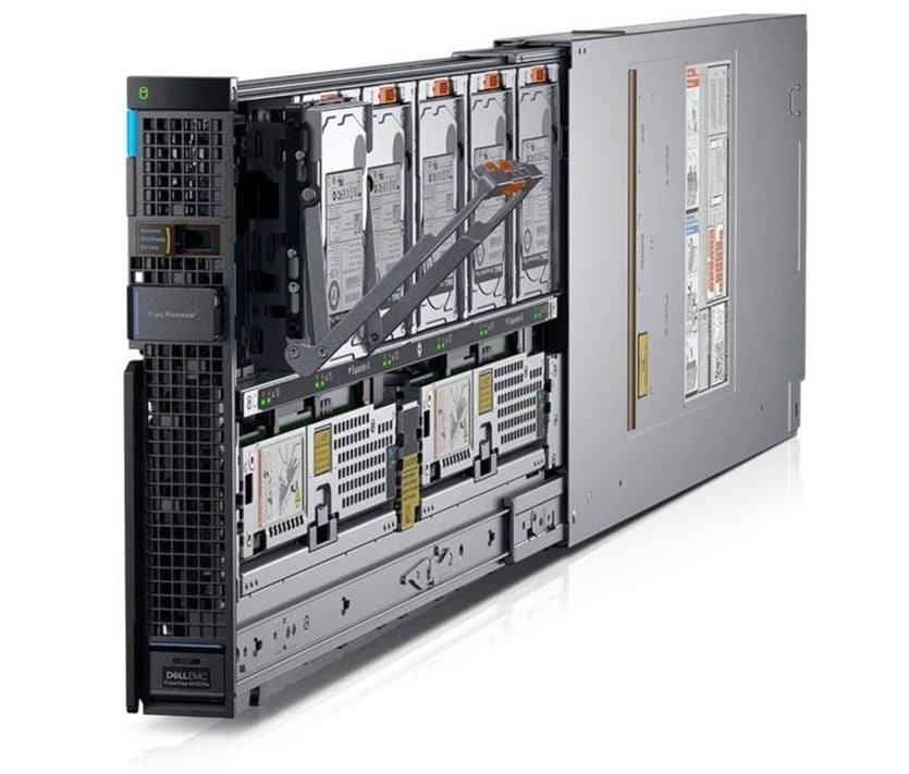 Dell PowerEdge MX5016s CTO Storage Sled