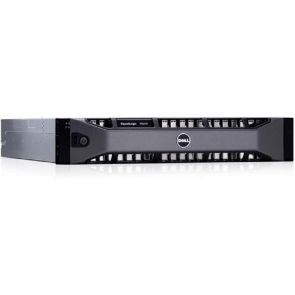 "EqualLogic PS6110S 2U Storage Array (24 x 2.5"" SSD)"