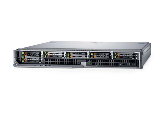 Dell PowerEdge M830 CTO Blade Server (for PE M1000e or VRTX)