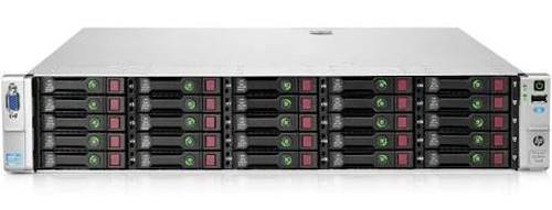 669256-B21 - HPE ProLiant DL380e Gen8 25SFF Server Chassis