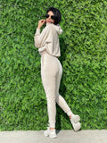 Costum KATY - Beige