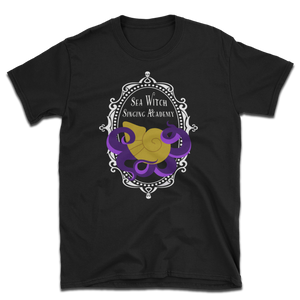 Sea Witch Singing Academy T-Shirt