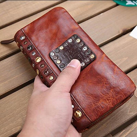 Women Genuine Luxury Leather Wallet