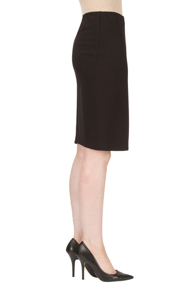 Joseph-Ribkcoff-straight-black-petite-skirt-side-view.