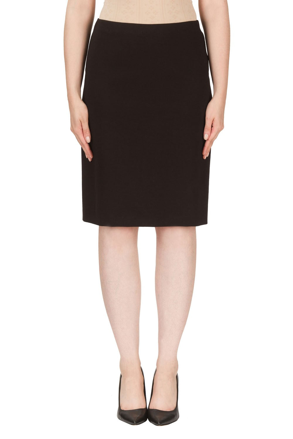 Joseph-Ribkcoff-straight-black-petite-skirt.