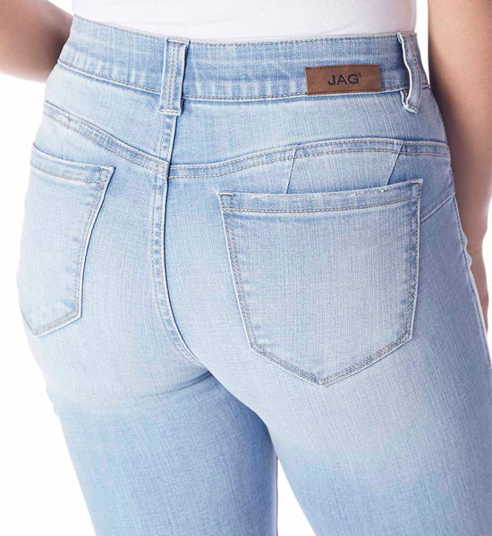 Jag-Ruby-straight-leg-crop-petite-jean-light-wash-back-pockets