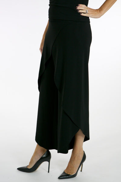 Joseph-Ribkoff-black-petite-evening-pant-side-view