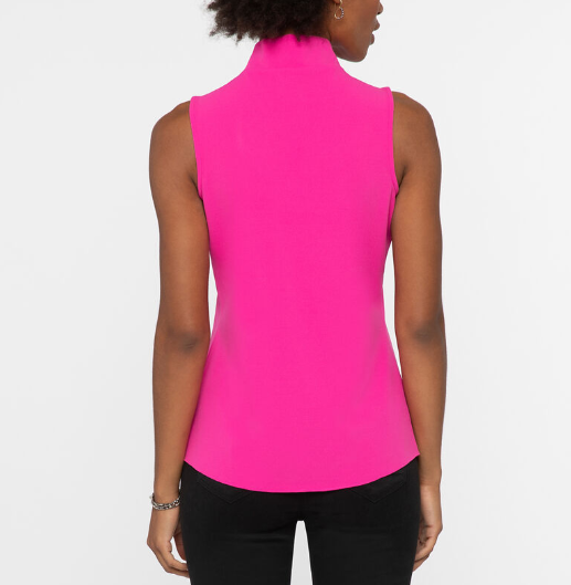 Nic-&-Zoe-petite-mock-neck-sleeveless-petite-top-back