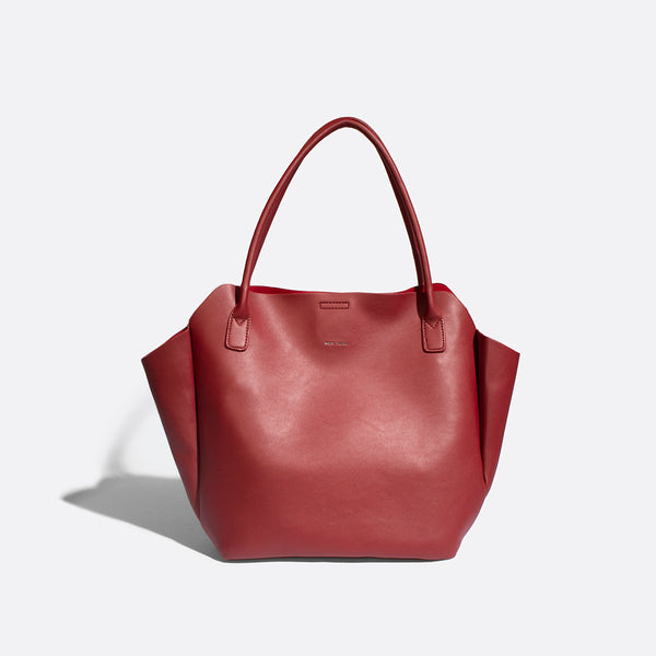 Pixie-Mood-Rachel-Small-Tote-Red