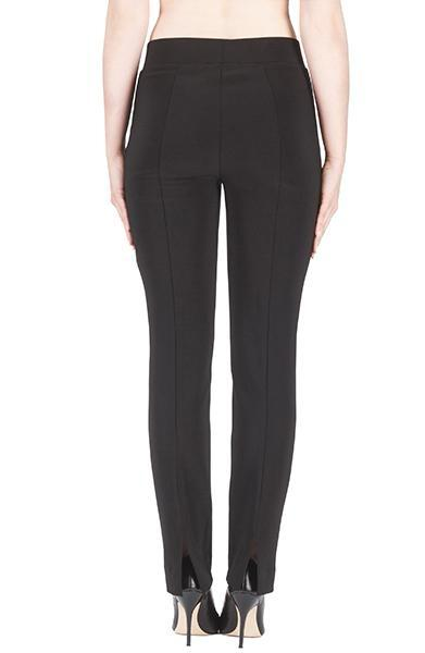 Joseph-Ribkoff-slim-black-basic-petite-pant-back.