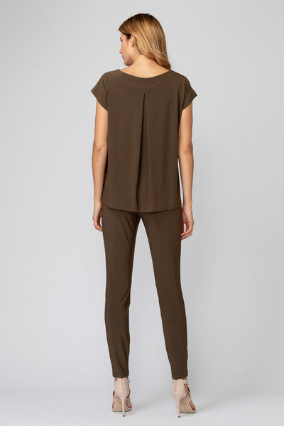 Joseph-Ribkoff-open-drape-back-jumpsuit-safari-back-view.