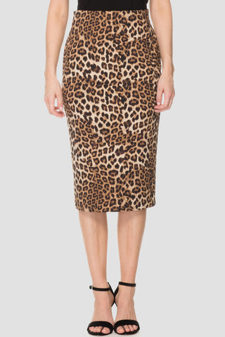 Joseph-Ribkoff-animal-print-midi-skirt.