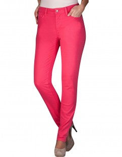 NYDJ Watermelon Straight Leg Petite Jean (1 left)