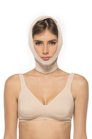 Face and Neck Wrap - Annette Renolife - Style 17396MIX