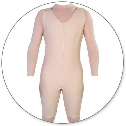 Style 21 - Male First Stage Compression Body Shaper by Contour