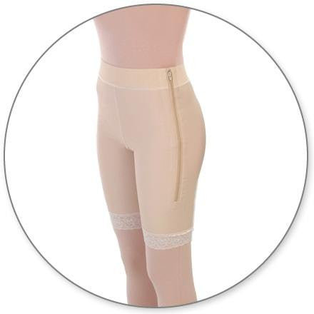 Style 3 - Mid Thigh Girdle 2in Waist by Contour