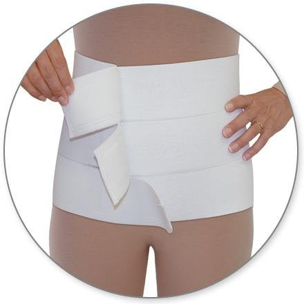 9in Abdominal Binder with Adjustable Panels - ContourMD Style 70