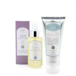 Stretchmark Minimizing Kit: Oil & Cream - Belli