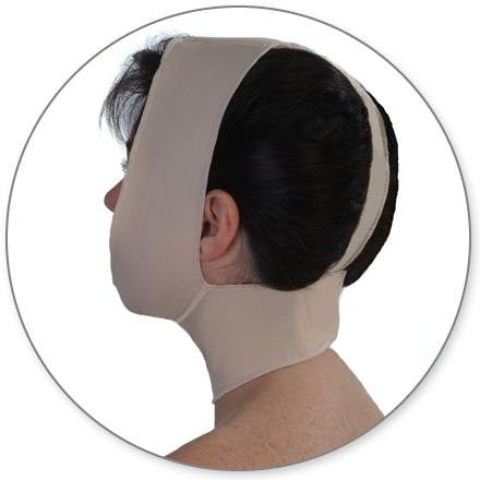 Style 9F - Chin Strap - French Drape by Contour