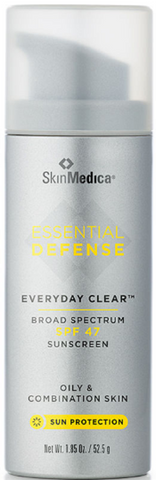 Essential Defense Everyday Clear Broad Spectrum SPF 47 - SkinMedica