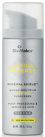 Essential Defense Mineral Shield Broad Spectrum SPF 32 (Tinted) - SkinMedica